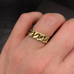 HOODLUM CHAIN RING