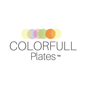 Colorfull Plates ™ - Kids Tableware & More