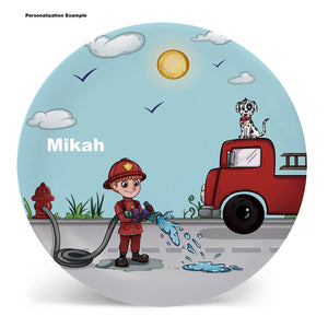 Mina Firefighter