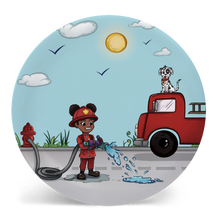 Load image into Gallery viewer, Bambi Firefighter