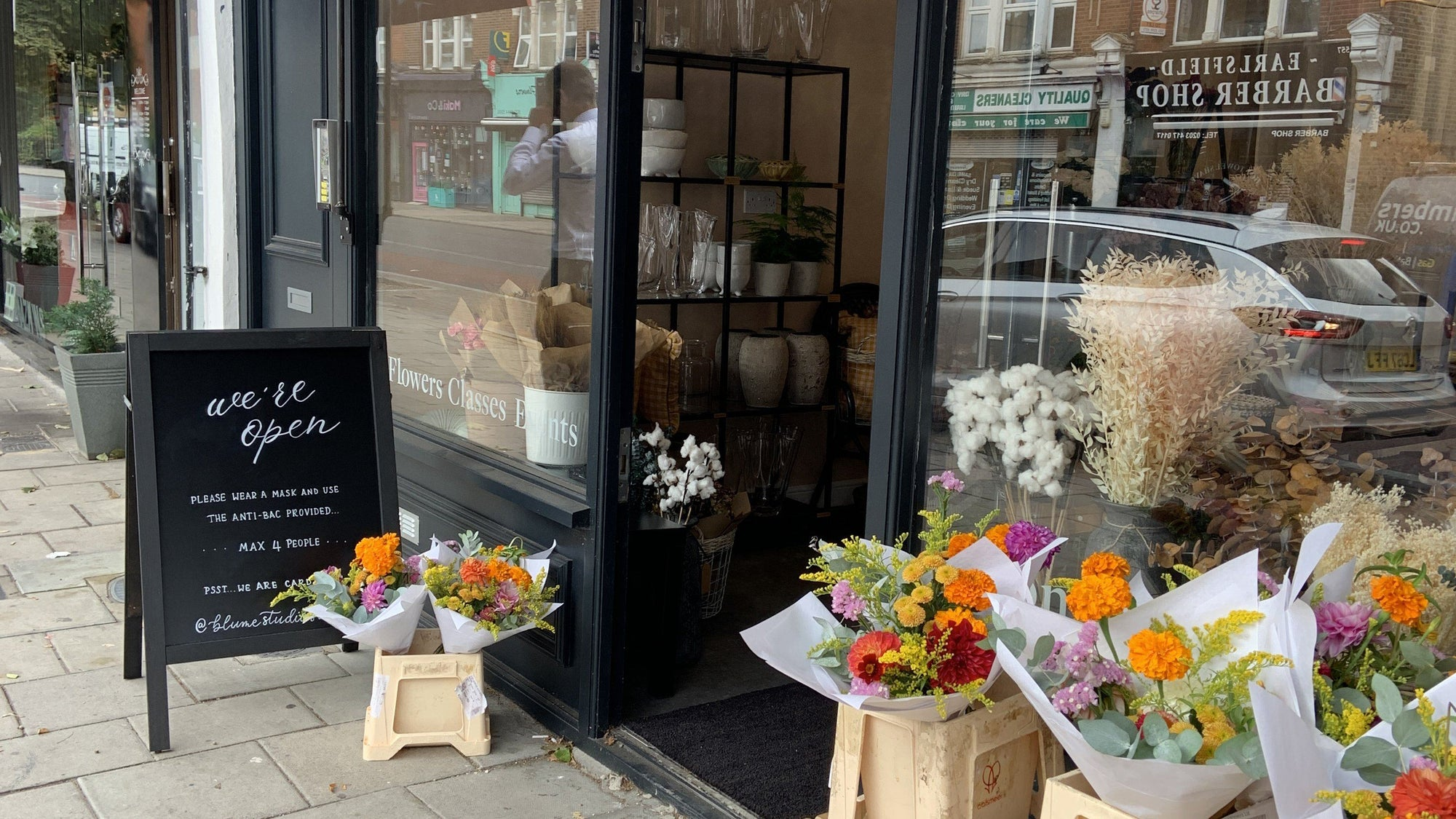 Covid and floristry: why Blume pivoted to retail