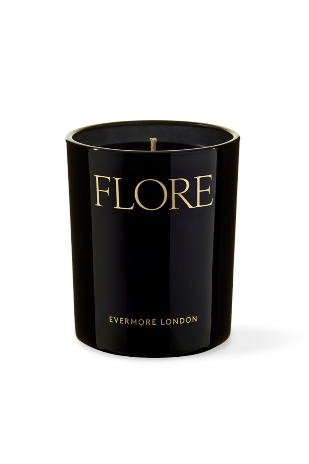 Flore Scented Candle - Mist & Lilac Blossom Candles & Fragrance Evermore