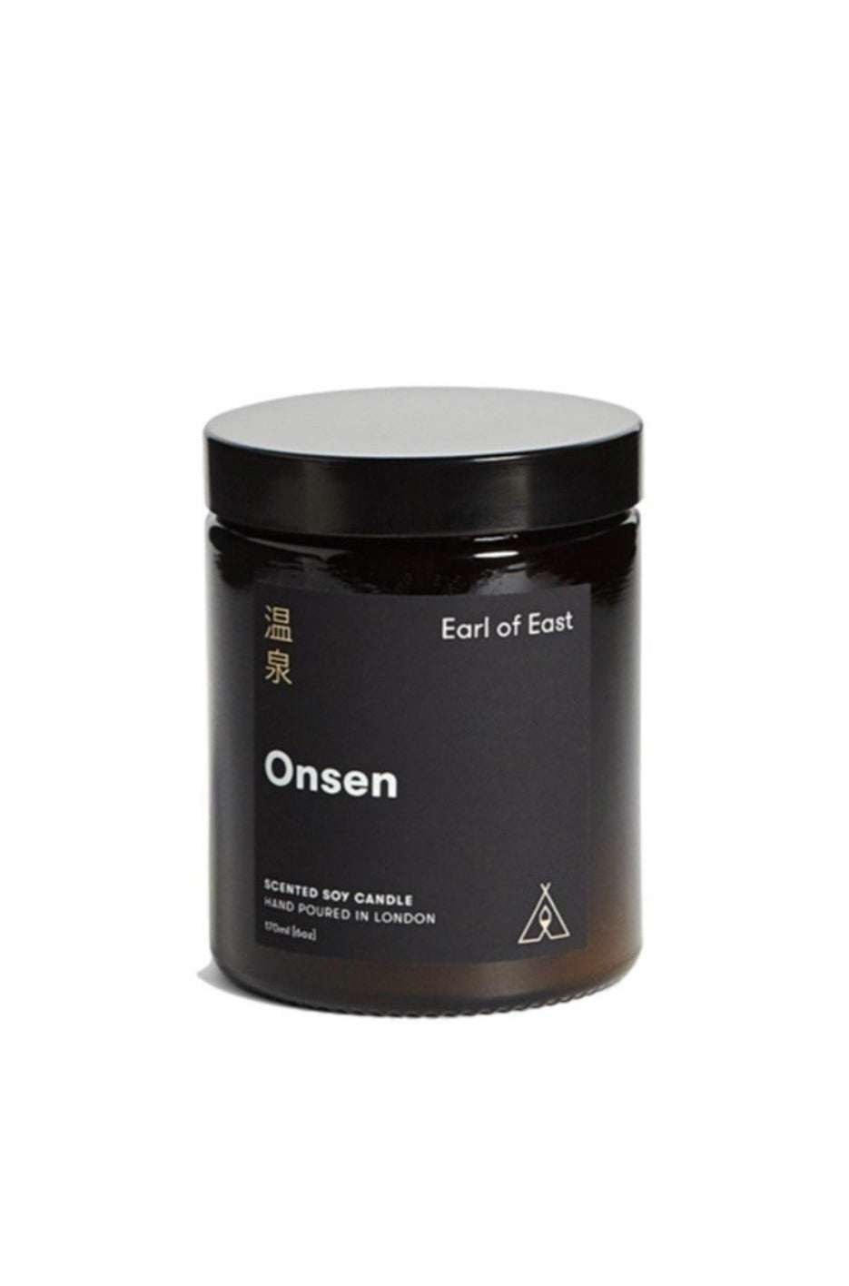 Onsen Soy Wax Candle Candles Earl of East London