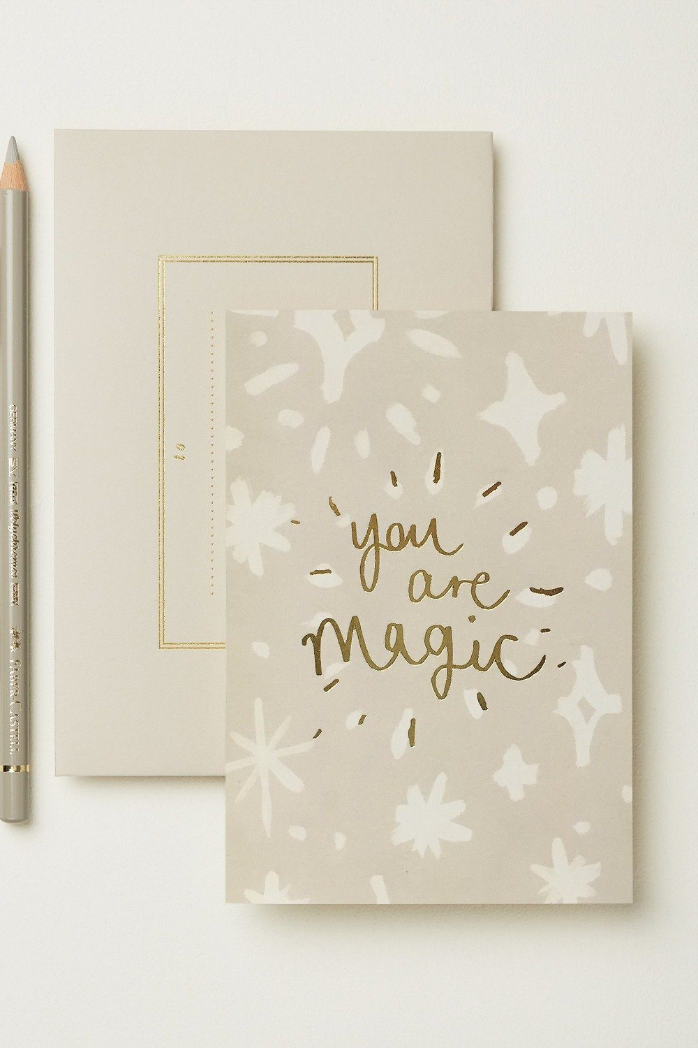 Wanderlust Card - You Are Magic Gifts & Stationery Wanderlust