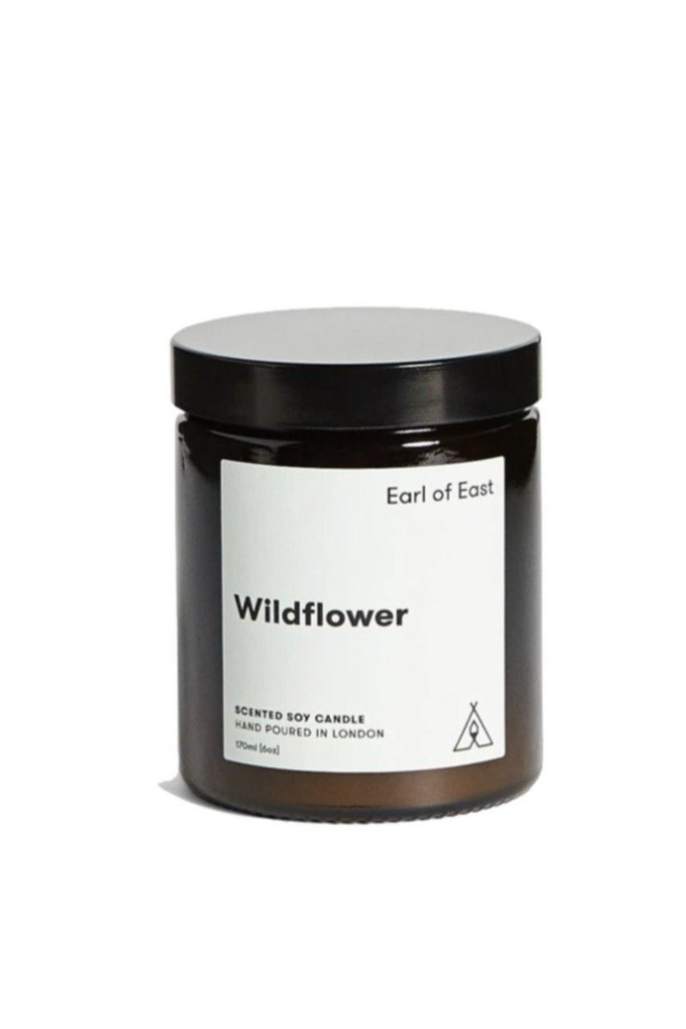Wildflower Soy Wax Candle Candles Earl of East London