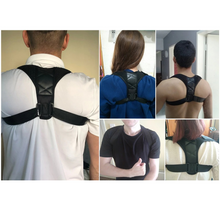 Load image into Gallery viewer, Improve your posture with PostureFix.  Relieve neck pain, back pain, and forward head posture.  Look taller, more confident, and more energetic.