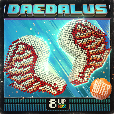 Daedalus Notes Packshot by 8UP