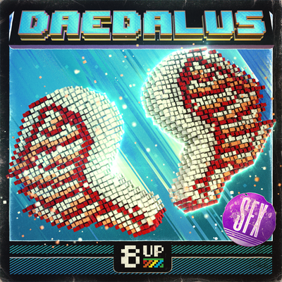 Daedalus Sound Effects Packshot by 8UP