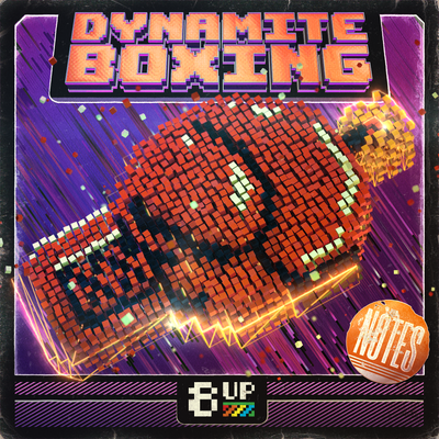 Dynamic Boxing Notes Packshot by 8UP