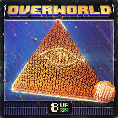 Overworld Notes Packshot by 8UP