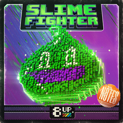 Slime Fighter Notes Packshot by 8UP