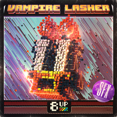 Vampire Lasher Sound Effects Packshot by 8UP