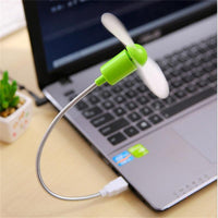 Mini USB Fan voor PC of Laptop - KOOPNET