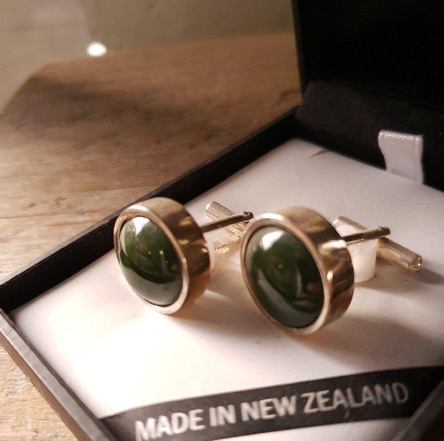 KawaKawa Stirling Silver Cuff links