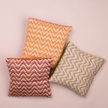 Load image into Gallery viewer, Spring collection | *PRE-ORDER* Bargello cushion cover kit
