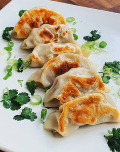 Chicken & Ginger Dumplings