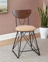 Counter Height Stool 180348 (Set 2) - Furniture Lobby