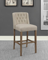Bar Stool 182095 (Set 2) - Furniture Lobby