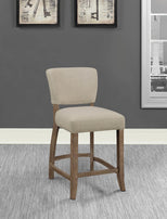 Counter Ht Stool 182268 (Set 2) - Furniture Lobby