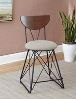 Counter Height Stool 182458 (Set 2) - Furniture Lobby
