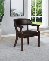 Modern Brown Office Chair - Furniture Lobby