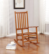 Traditional Wood Rocking Chair (4511 ) - Furniture Lobby