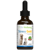 Stress Gold for High Stress Situations in Cats