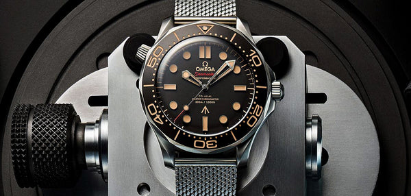 Omega watch, Omega watch strap, watchstrapcenter