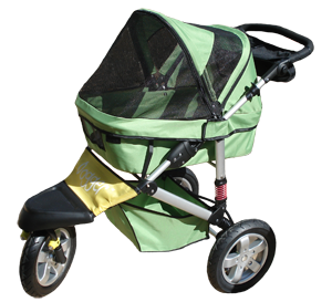The Dogger - Canada's Best Dog Stroller