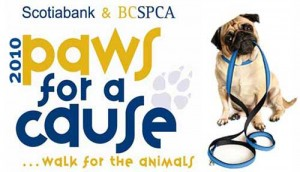 Paws for a Cause 2010