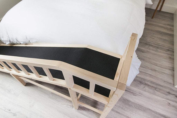 Gentle Rise Bed Ramp Dog Quality