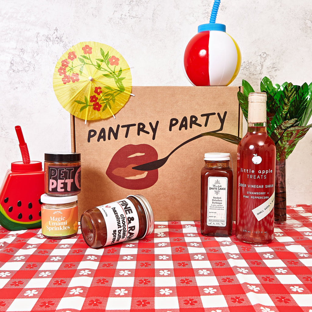 Pantry Party Boxes