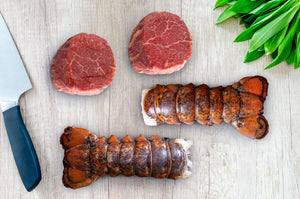 Filet & Lobster for Two - Butchery Box