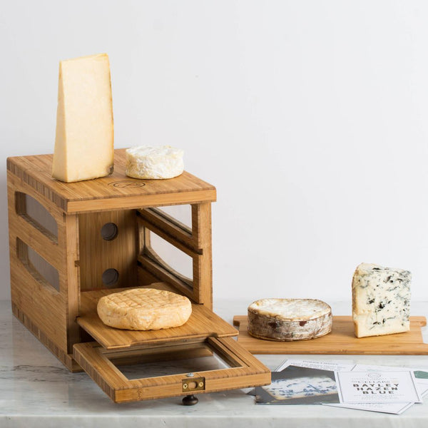 Quarterly Cheese Subscription - The American Artisan Collection