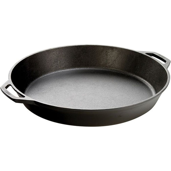 "Cast Iron 17"" Skillet for Campsite or Kitchen"