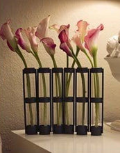 Load image into Gallery viewer, Hinged Multi Vase Stand