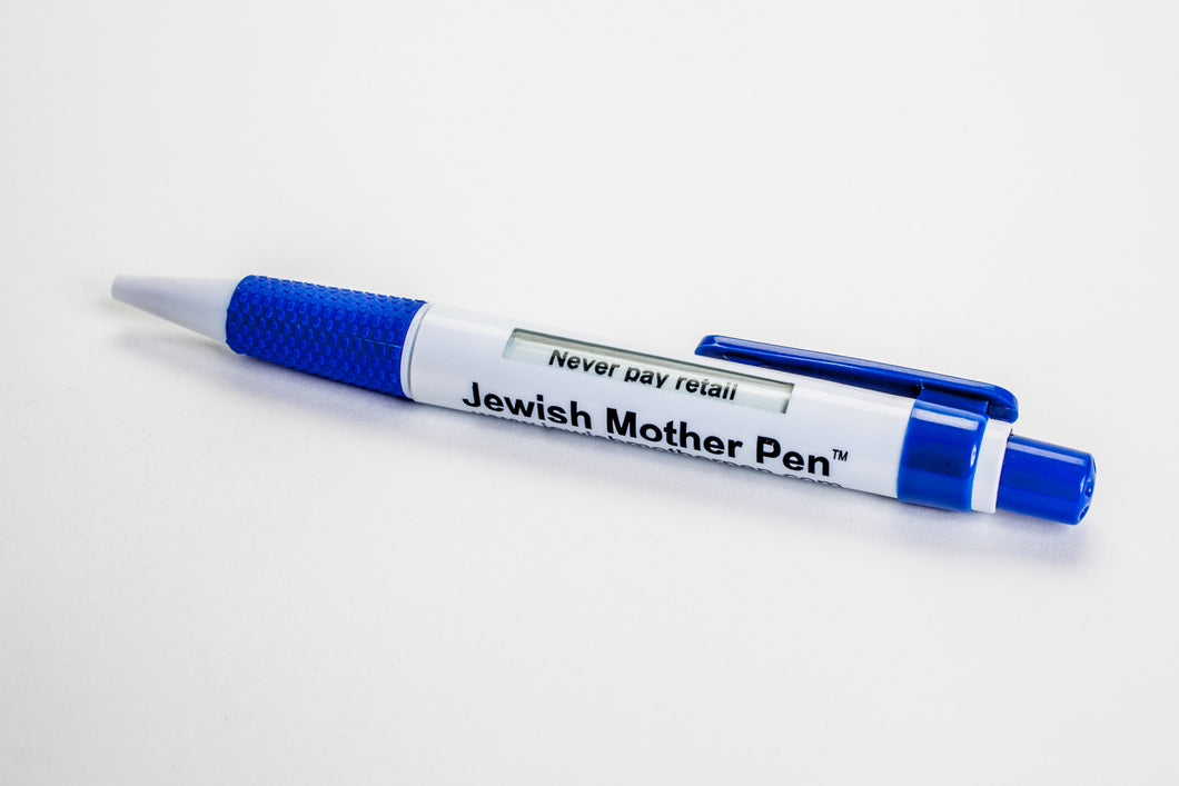 The Jewish Mother Pen