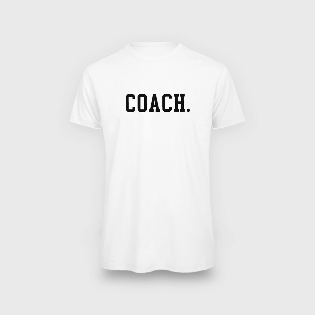 Coach T-Shirt Vit
