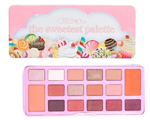 Estuche De Sombras The Sweetest Palette