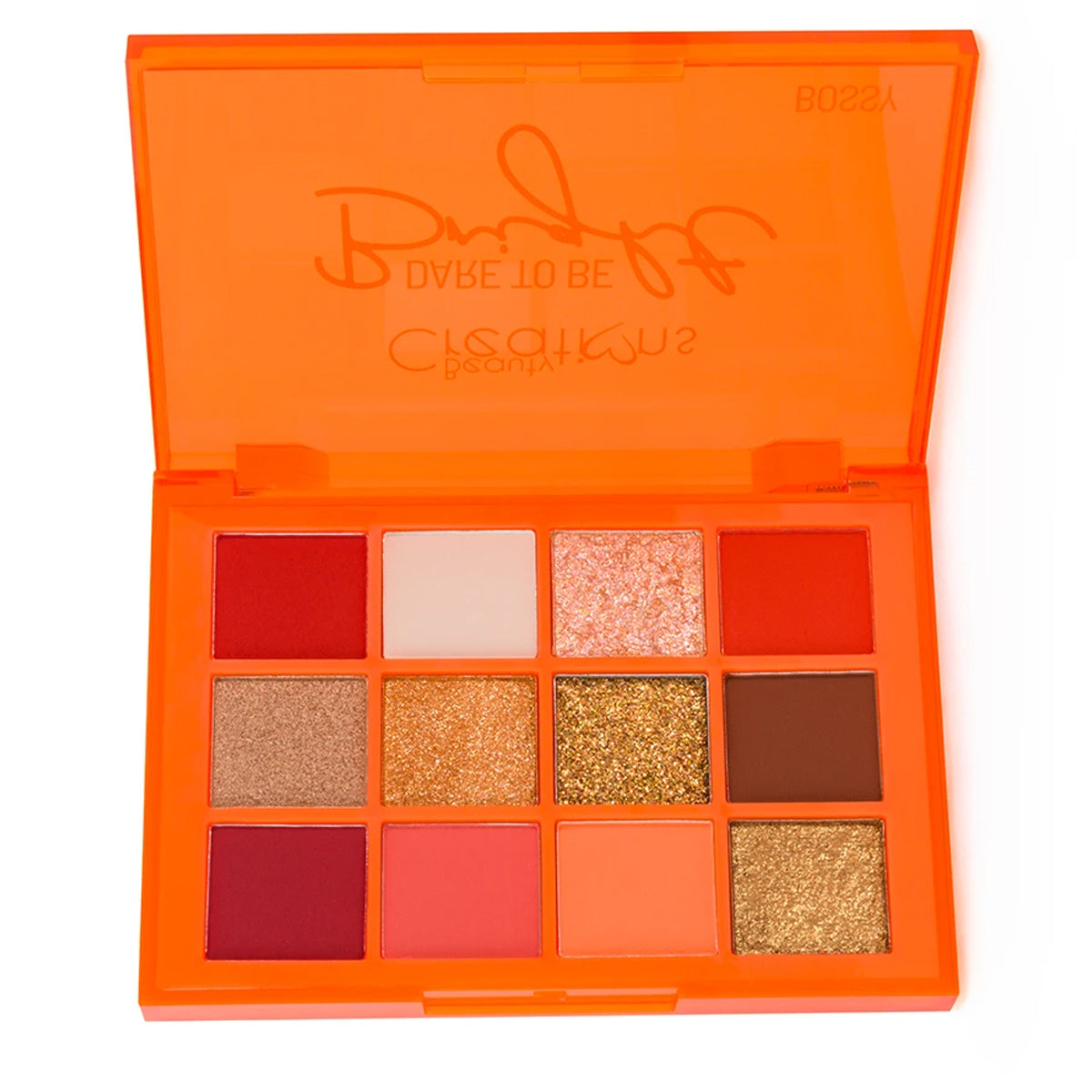 Paleta bossy eyeshadow palette - beauty creations.