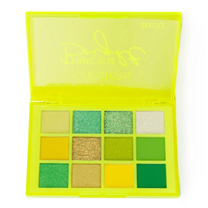 Paleta boujee eyeshadow palette - beauty creations