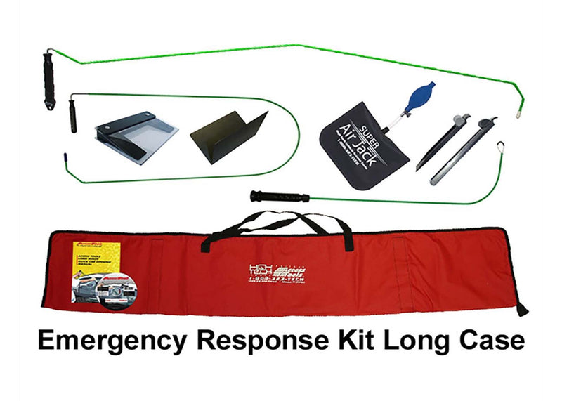 Access Tool Emergency Response Kit And 54 Inch Carrying Case ERKLC