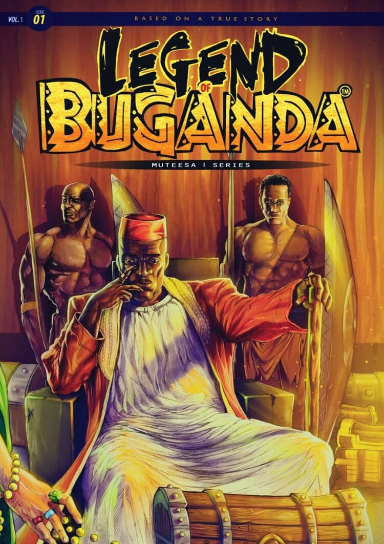 Legend of Buganda - English Version