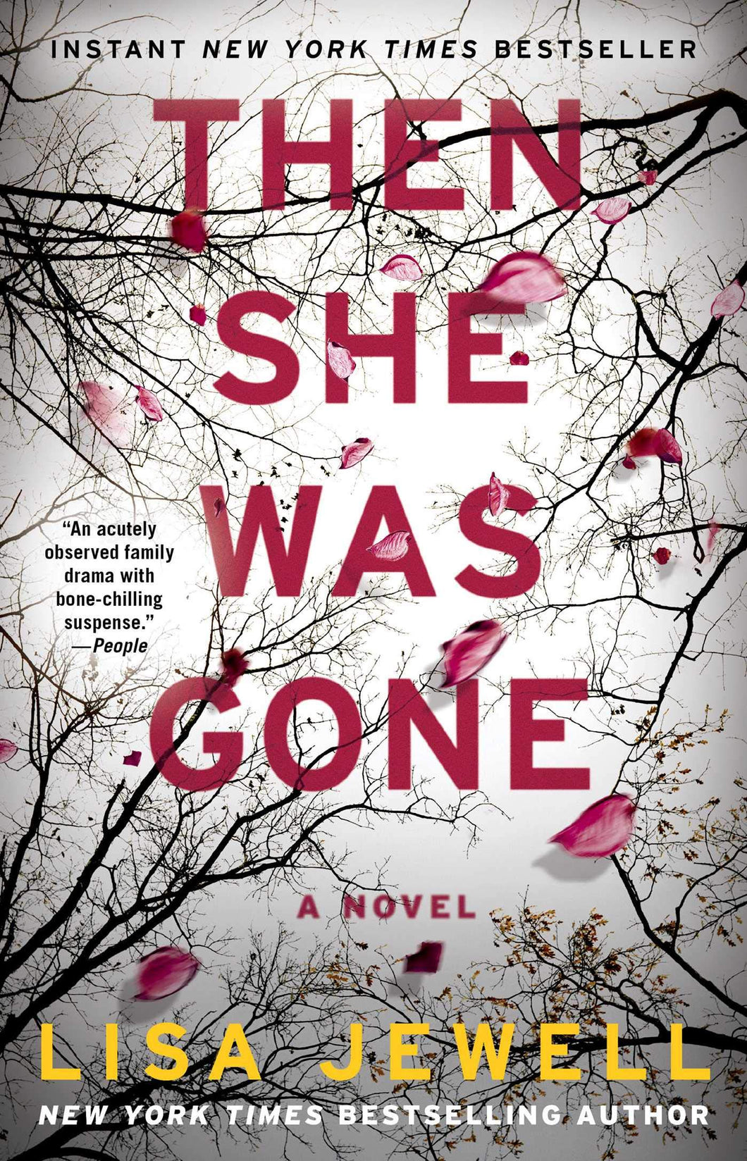 Then She Was Gone by Lisa Jewel