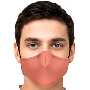 ADJUSTABLE PINK FACE MASK SINGLE & 3-PACK (YOUTH & ADULT)