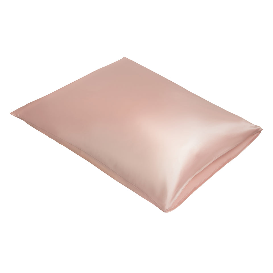 Satin-Pillow Kussensloop Baby Roze Satijn