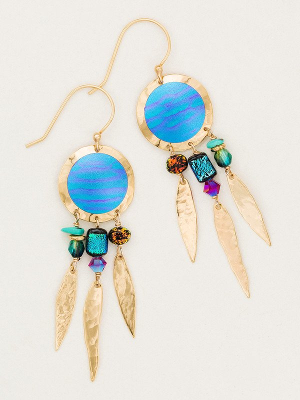 Holly Yashi Ibiza Drop Earrings