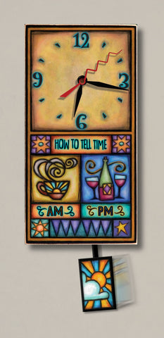 MC How to  Tell Time Clock