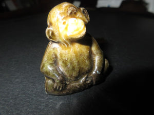 WADE FIGURINE CUTE MONKEY SHIPPING AND HANDLING INCLUDED NO RETURNS