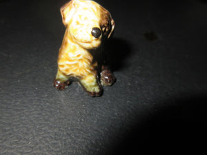 WADE FIGURINE CUTE PUPPY DOG WHIMSICAL FIGURINE SHIPPING AND HANDLING INCLUDED NO RETURNS